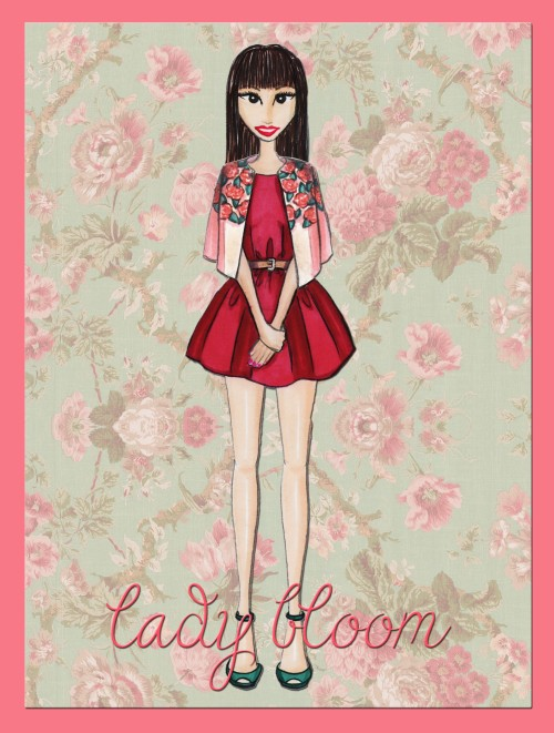 lady bloom