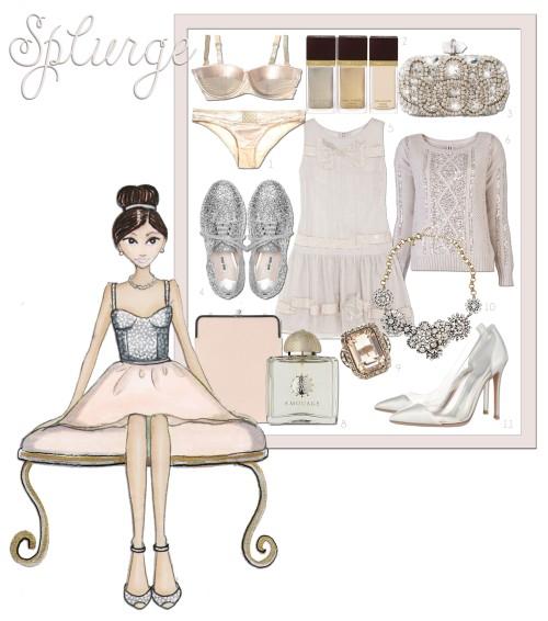 queen splurge