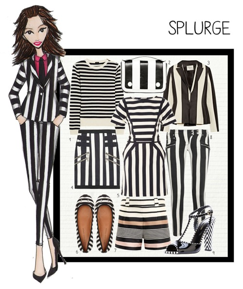 splurge stripes