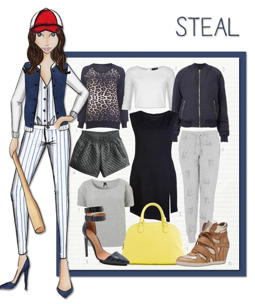 steal sporty