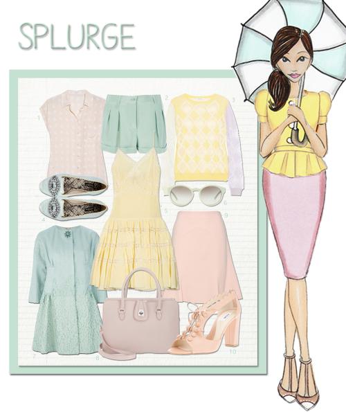 mellow splurge