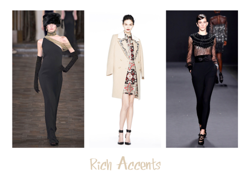 rich accents