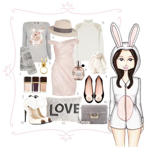 bunny splurge